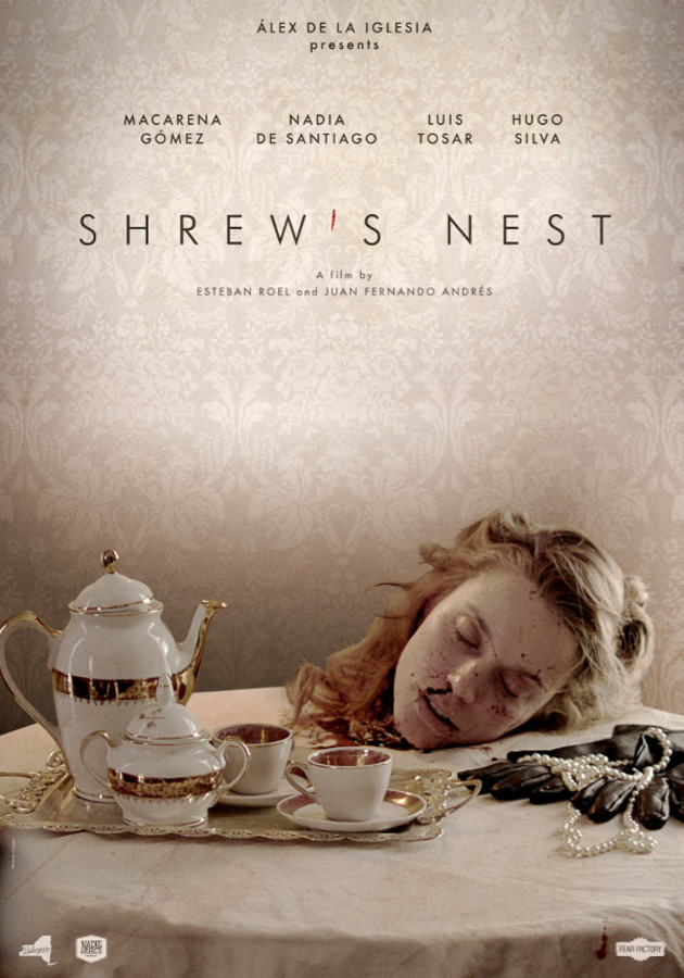 Shrews nest poster