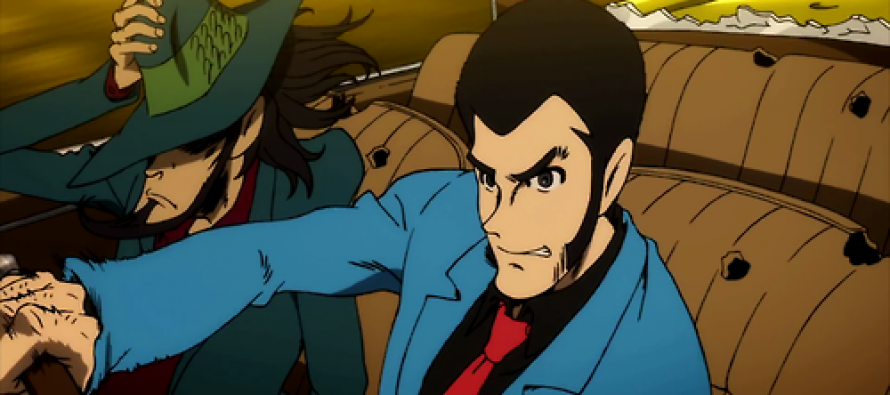 Poster y tráiler del anime Lupin The Third