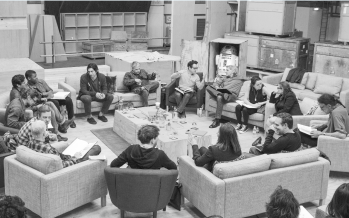 Se confirma el reparto para Star Wars: Episodio VII