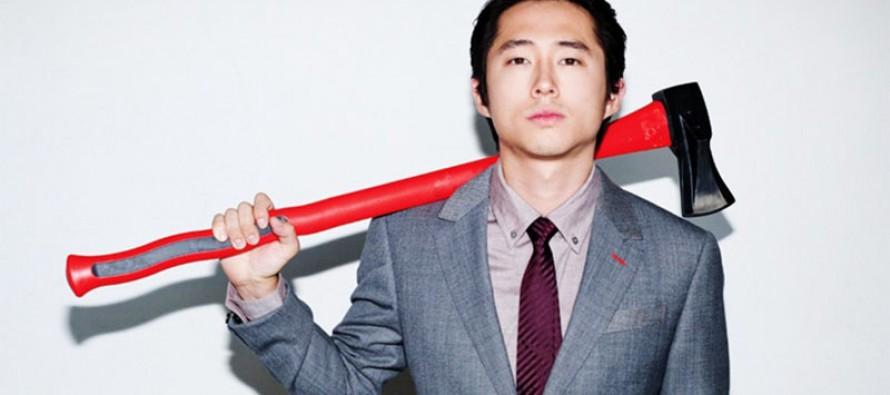 Steven Yeun en la adaptación animada de Chew