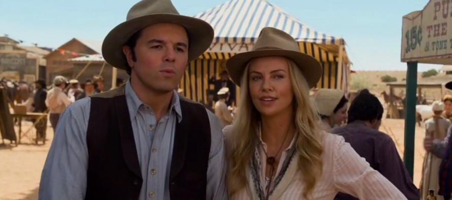 Segundo Red Band tráiler de A Million Ways to Die in the West
