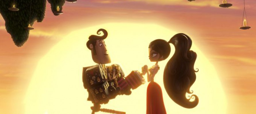 Primer vistazo a The Book of Life
