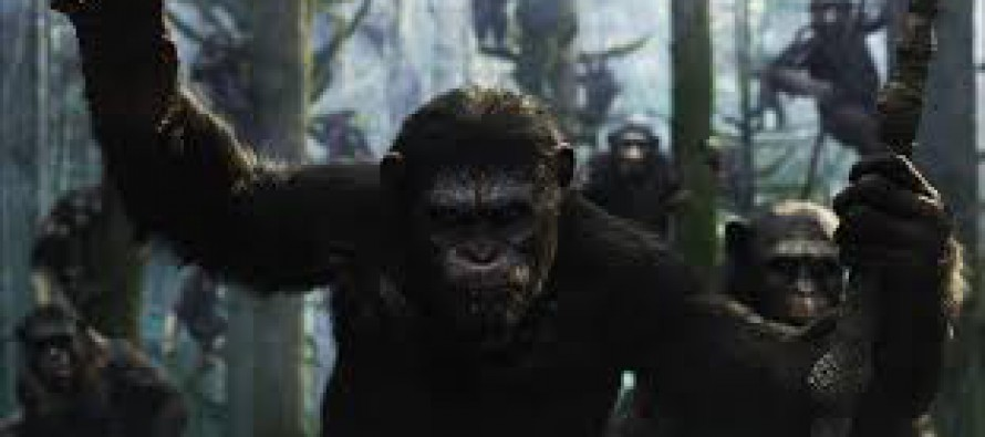 Tráiler completo de Dawn of the Planet of the Apes