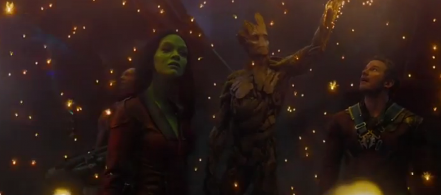 Segundo tráiler para Guardians of the Galaxy