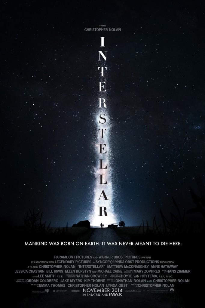interstellar new poster mayo