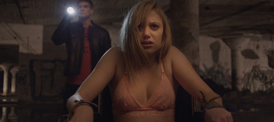 Primer vistazo al thriller sexual It Follows