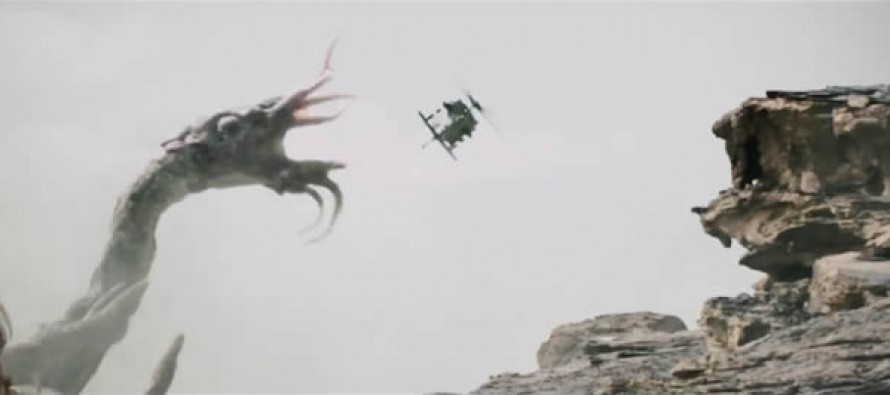 Tráiler de Monsters: Dark Continent