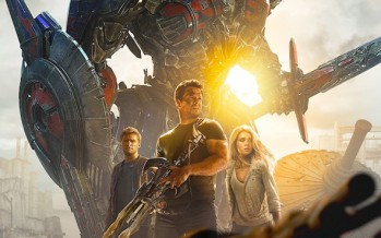 Poster francés para Transformers: Age of Extinction