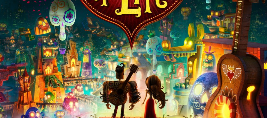 Tráler y poster de The Book of Life