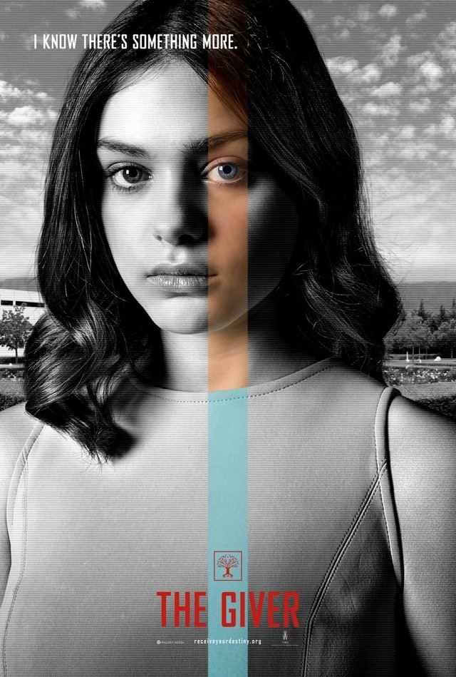 the giver poster 2