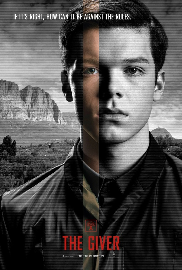 the giver poster 3