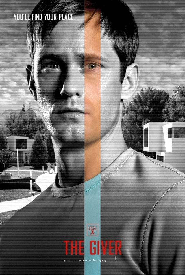 the giver poster 4