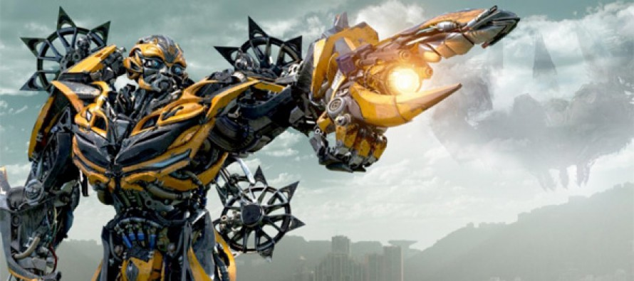 Poster de Transformers: Age of Extinction