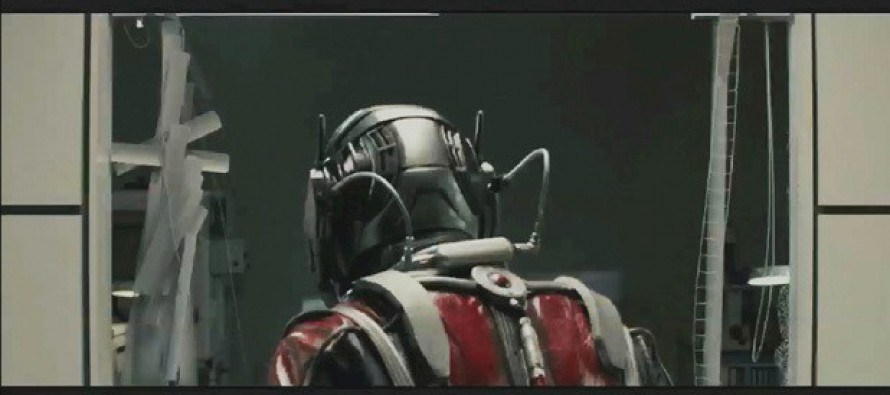 Ant-Man encuentra director