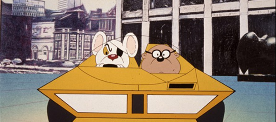 La CBBC revive a Danger Mouse