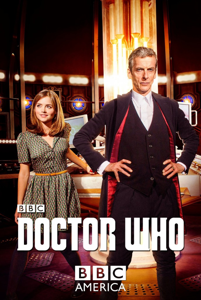 doctor who peter poster
