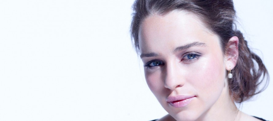 Emilia Clarke protagonista de Voice from the Stone
