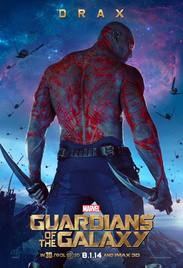 guardians drax