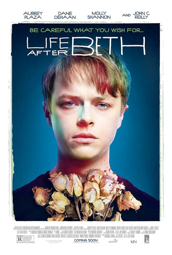 life after beth poster 2