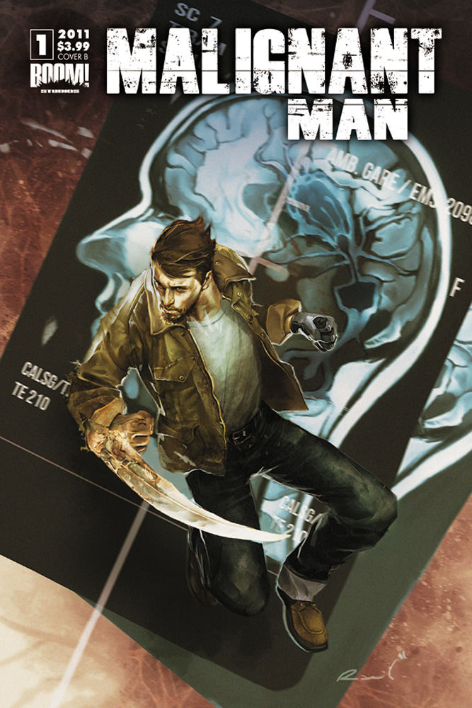 malignant man cover