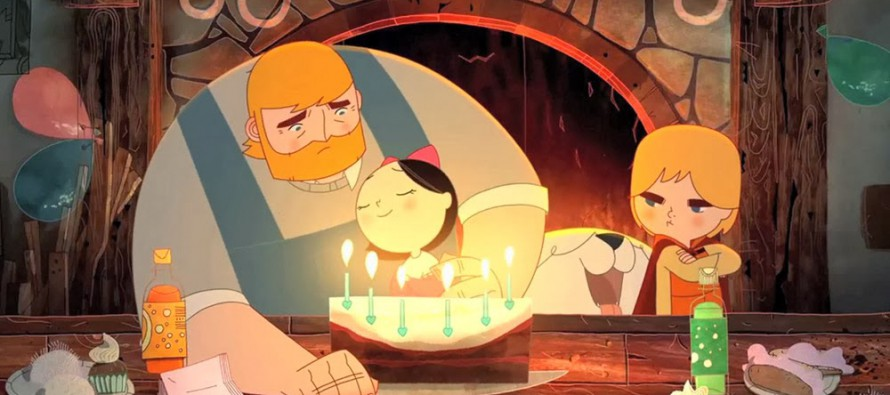 Maravilloso teaser de Song of the Sea