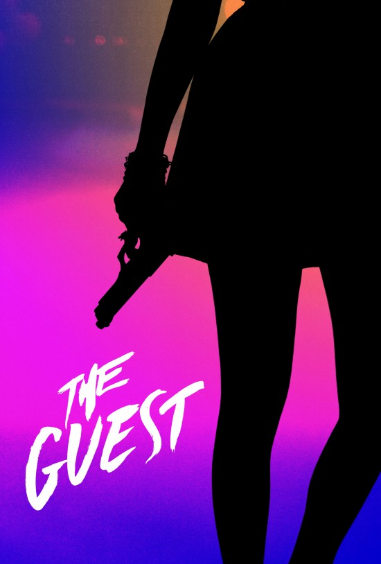 the guest teaser poster