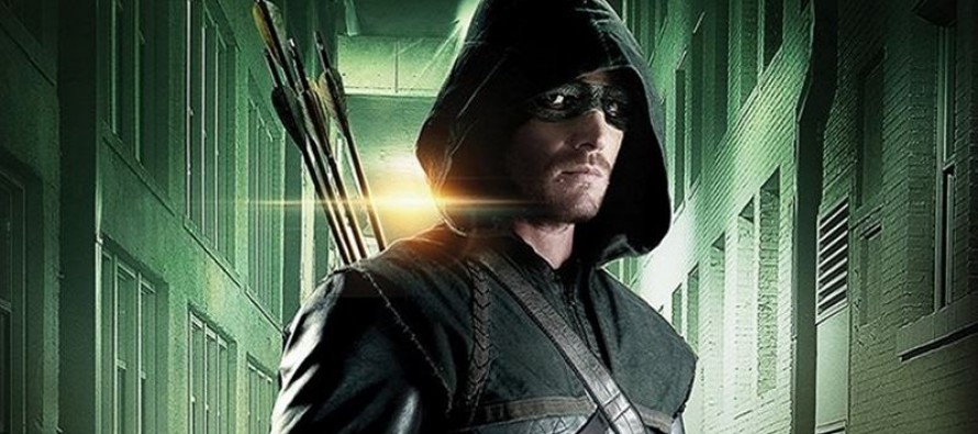 Tráiler de la tercera temporada de Arrow y promo de Flash