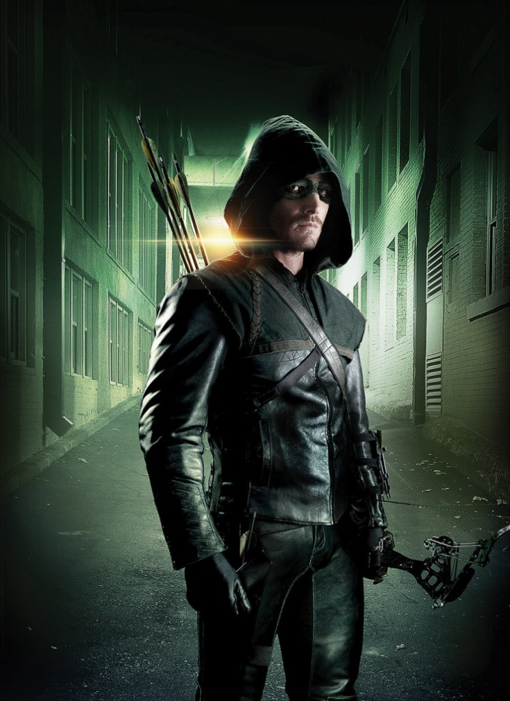 arrow tercera temporada