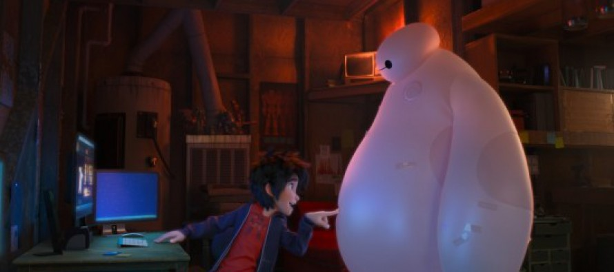 Segundo tráiler de Big Hero 6