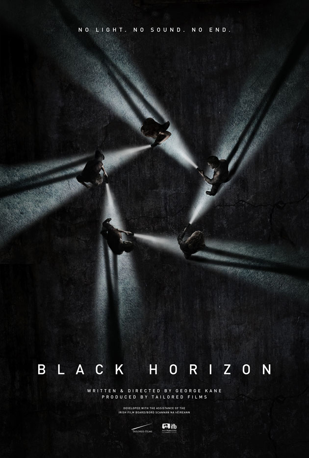black horizon poster