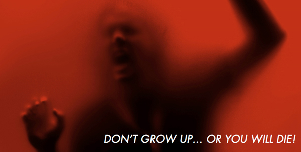 dont grow up imagen 1