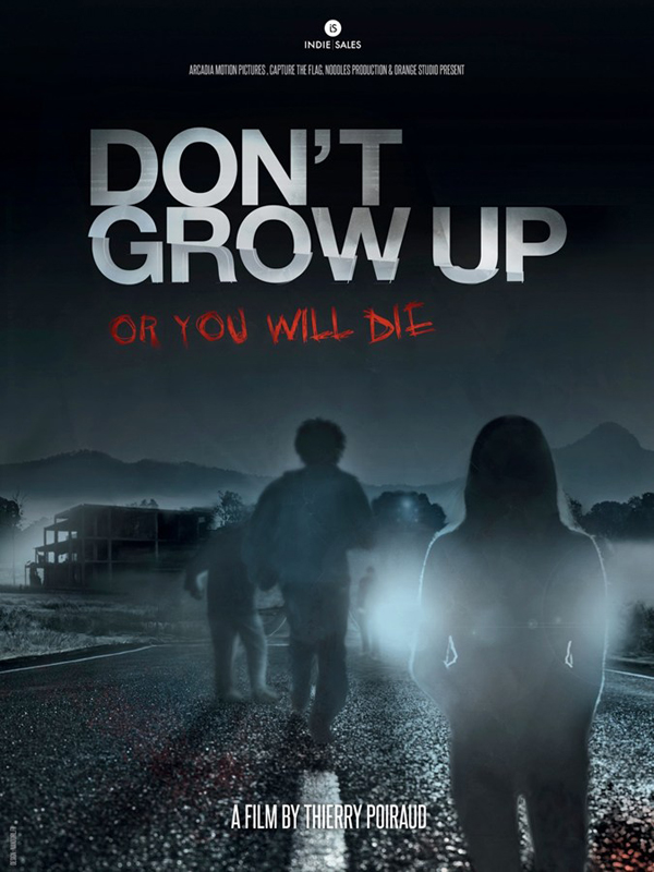 dont grow up poster
