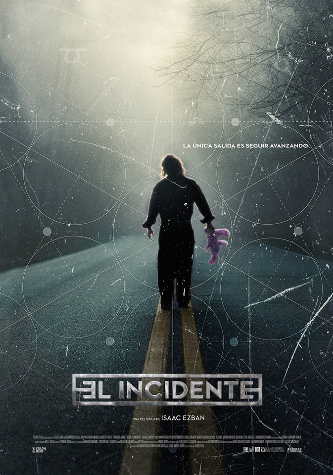 el incidente poster