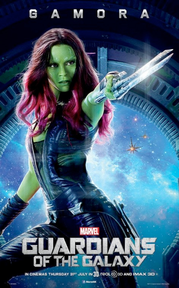 guardians gamora 2