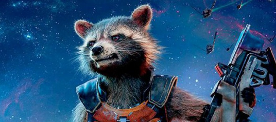 Nuevos posters de personajes de Guardians of the Galaxy