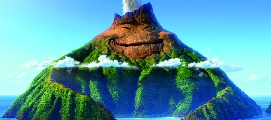 Primera imagen de Lava de Pixar
