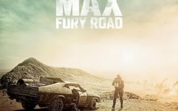 Buen primer poster para Mad Max: Fury Road