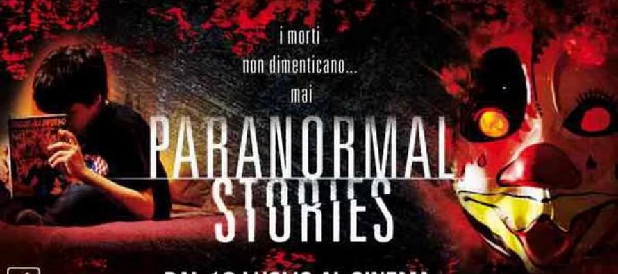 Tráiler de Paranormal Stories, antología de terror italiana
