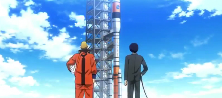 Teaser del anime Space Brothers 0