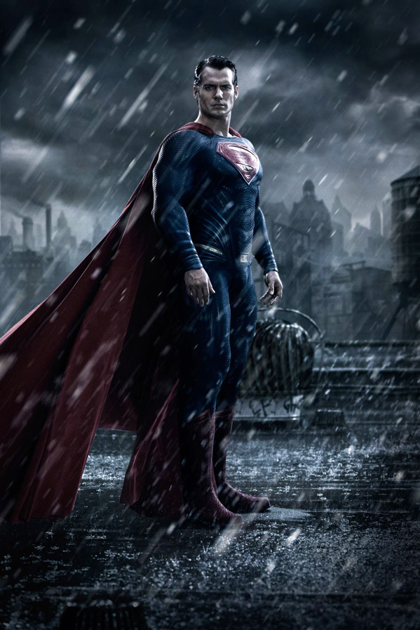 superman primer vistazo