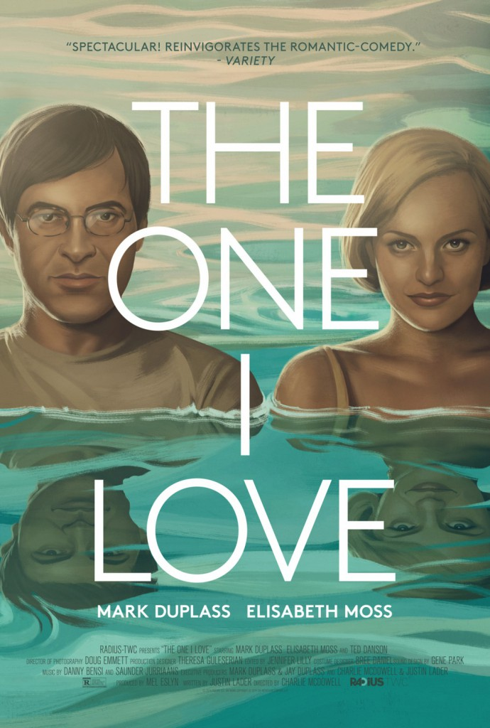 the one i love poster