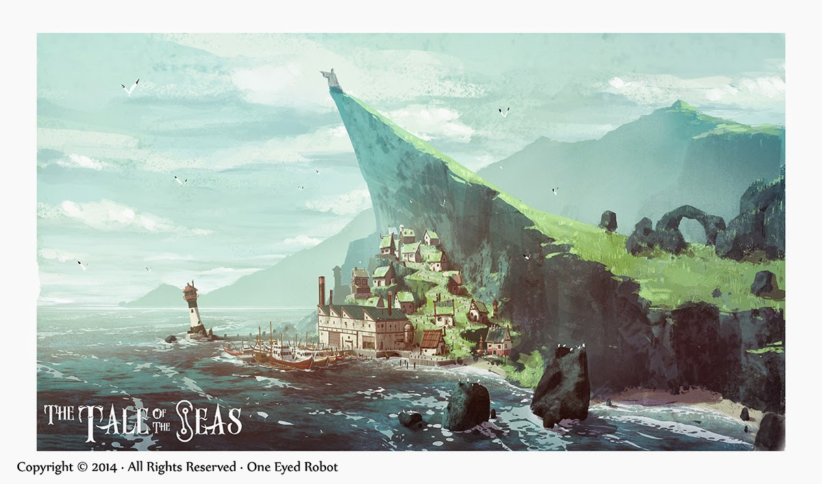 the tale of the seas imagen