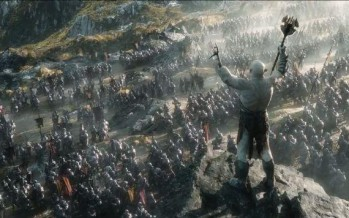 Primer tráiler de The Hobbit: The Battle of the Five Armies