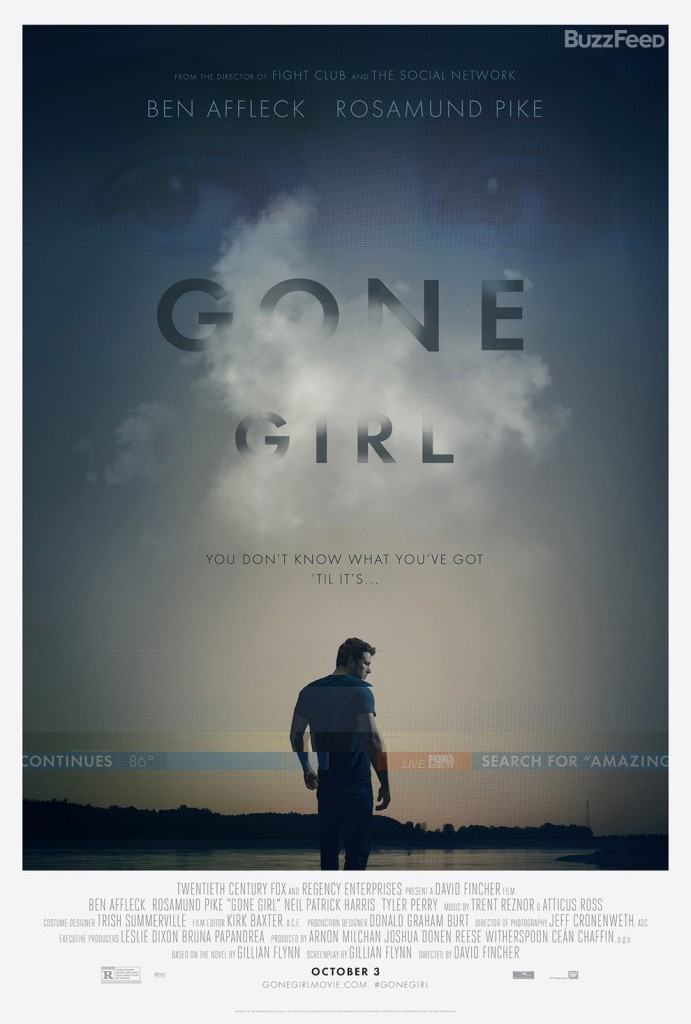 gone girl nuevo poster 01