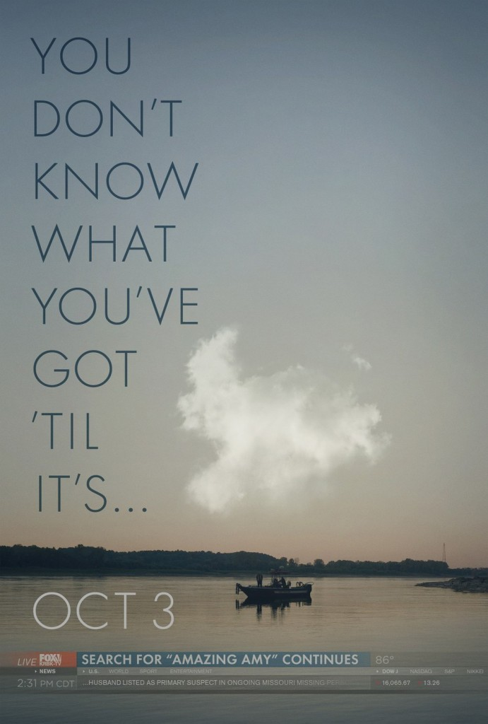 gone girl nuevo poster 02