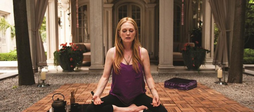 UK tráiler para Maps to the Stars de Cronenberg