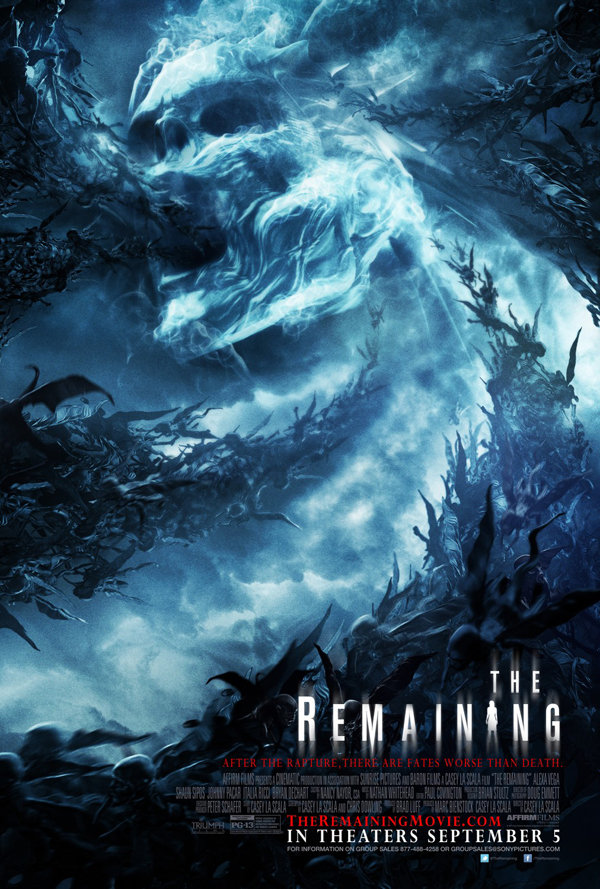 the remaining poster