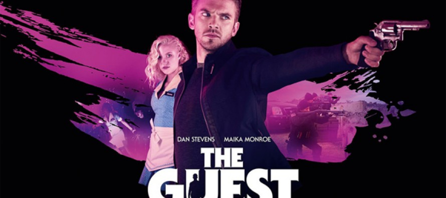 UK tráiler y poster para The Guest