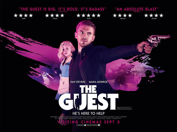 uk poster the guest