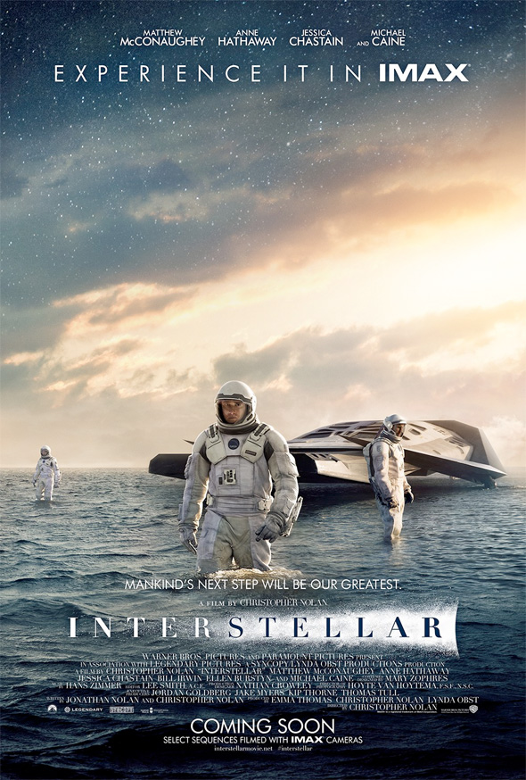 interstellar poster 4